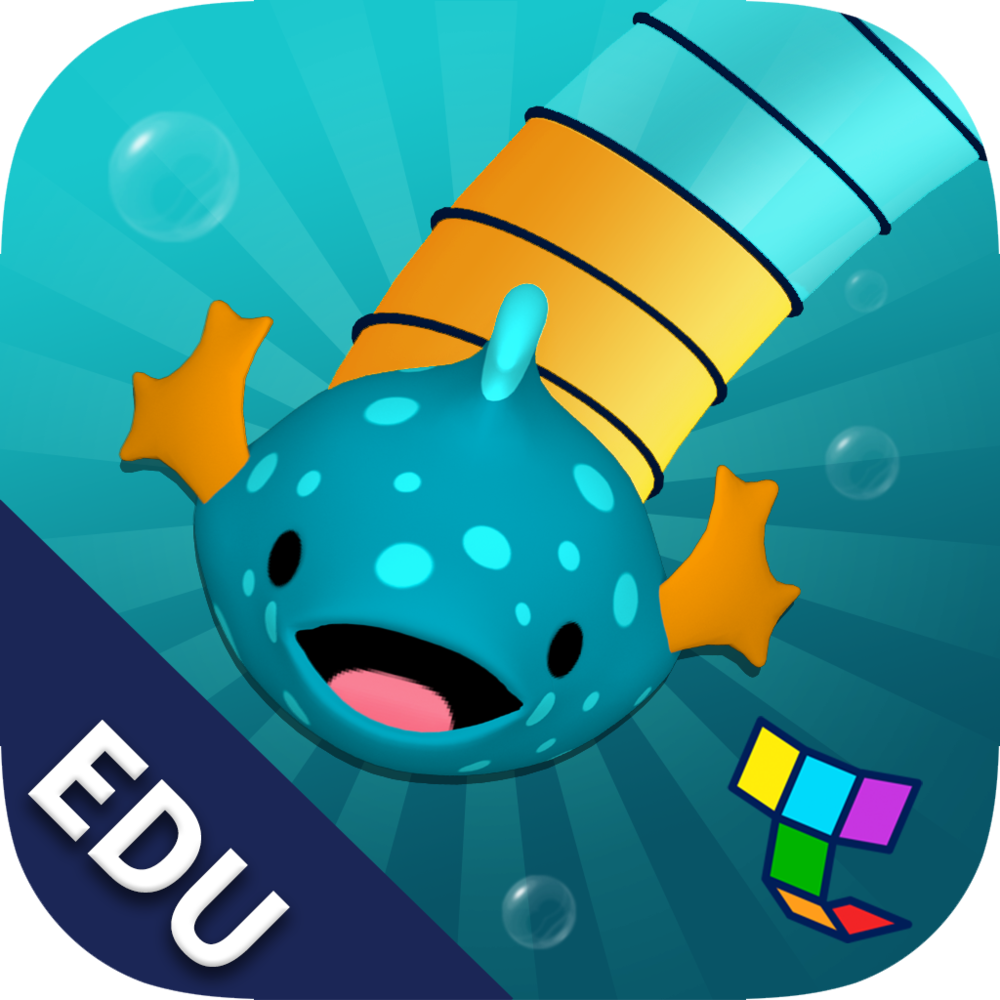 Fractionators EDU App icon