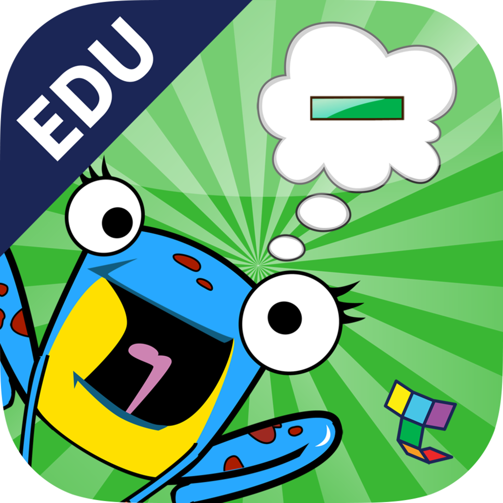 Subtractimals EDU app icon