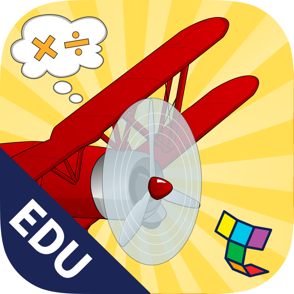 Fact Flyer EDU app icon