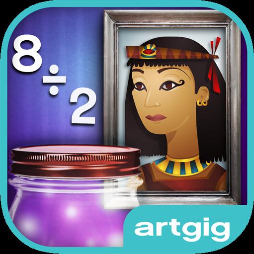 Artgig Mystery Math Museum app icon