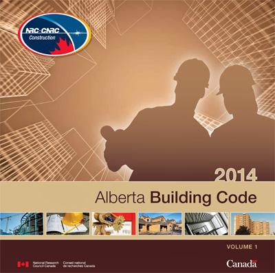 Alberta Building Code 2014