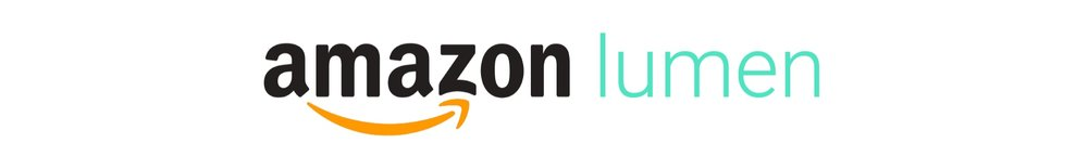 Amazon Lumen wordmark