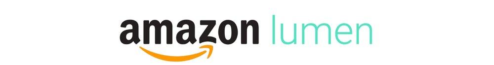 Amazon Lumen wordmark