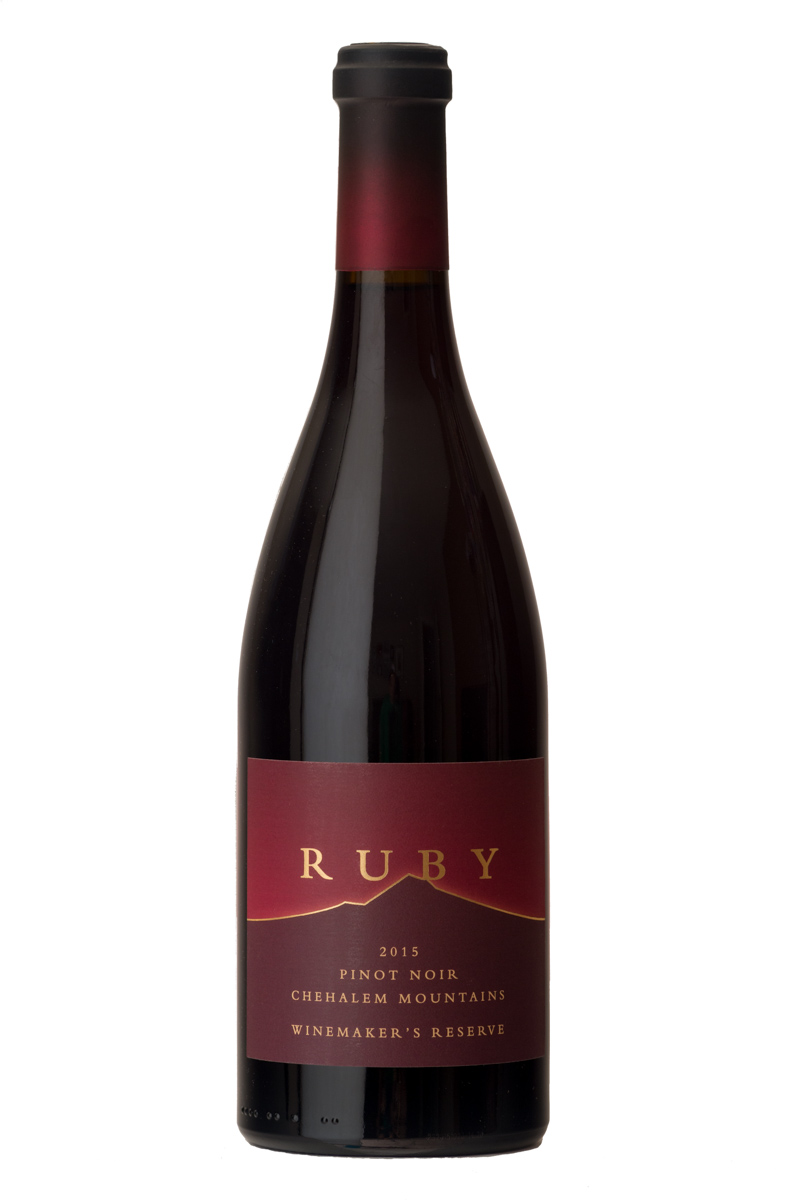 2015 Winemaker's Reserve Pinot Noir - Tech Sheet