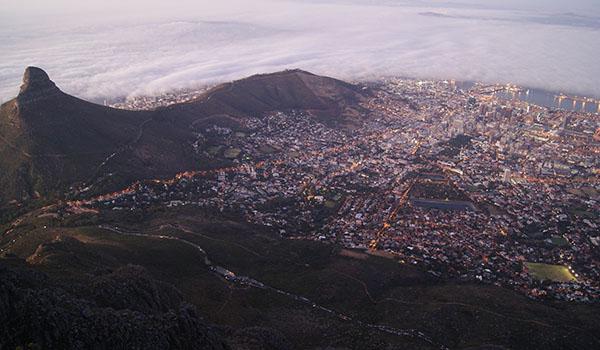 SOUTH AFRICA - Apostles Stuart & Debra-Lynn Marais