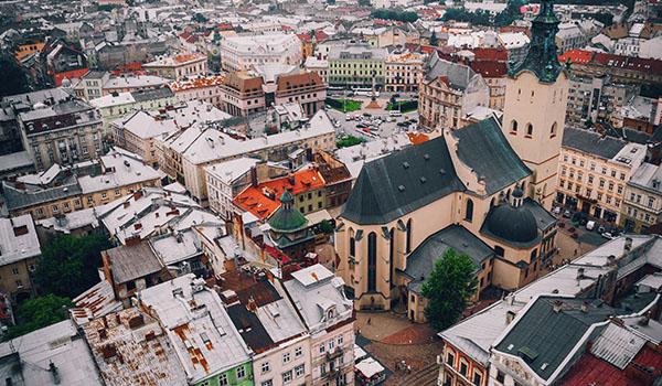 Ukraine - Apostles Maxim & Julia Belousov