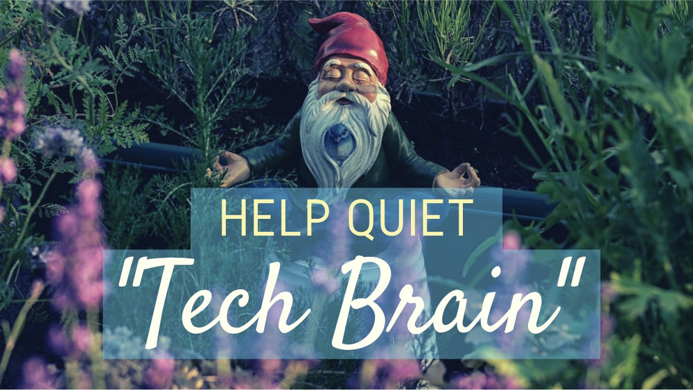 Tech Brain Meditation