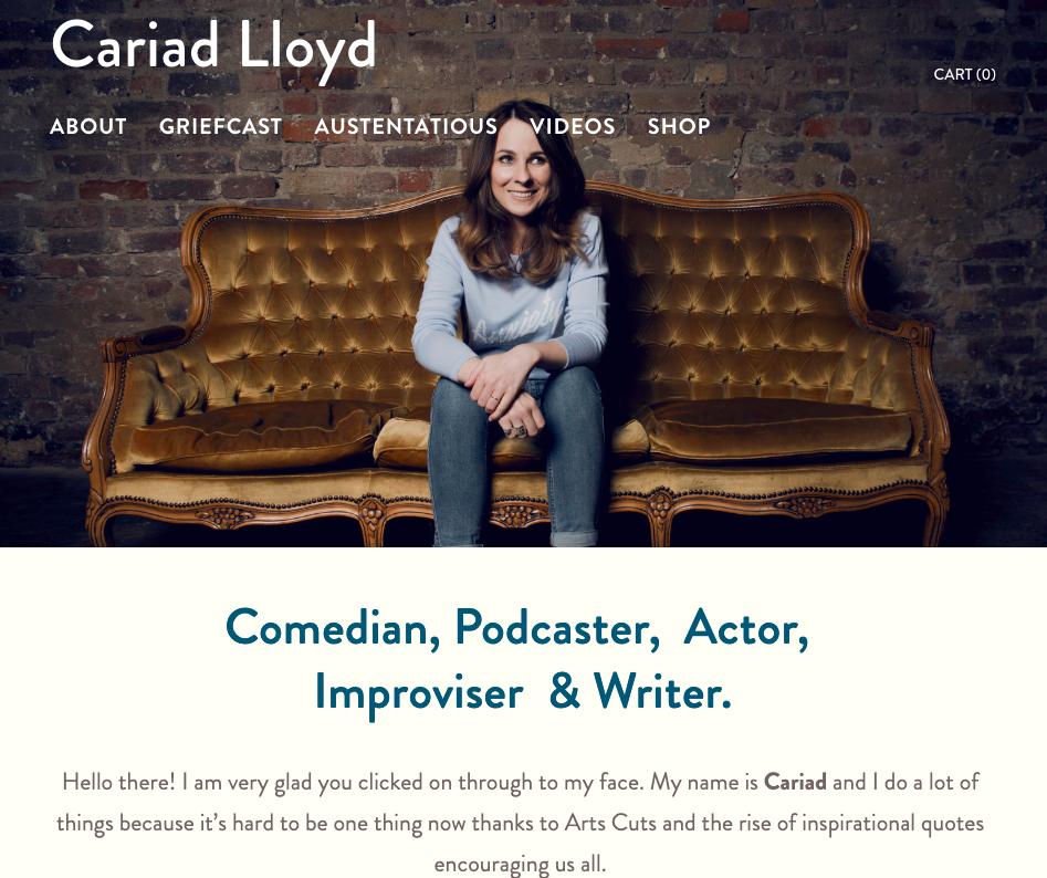 Cariad Lloyd