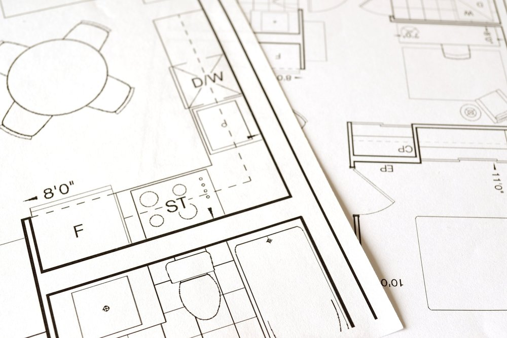 2) Design - Working with your Independent Dealer with your budget now in place, you can modify your home plan to perfectly suite your needs and the lot you have selected. Choose your floor plan, windows, doors, siding, roofing, and kitchen design until you're ready to build!