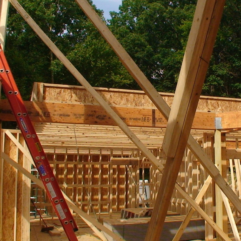 On-Site Building - Panelized