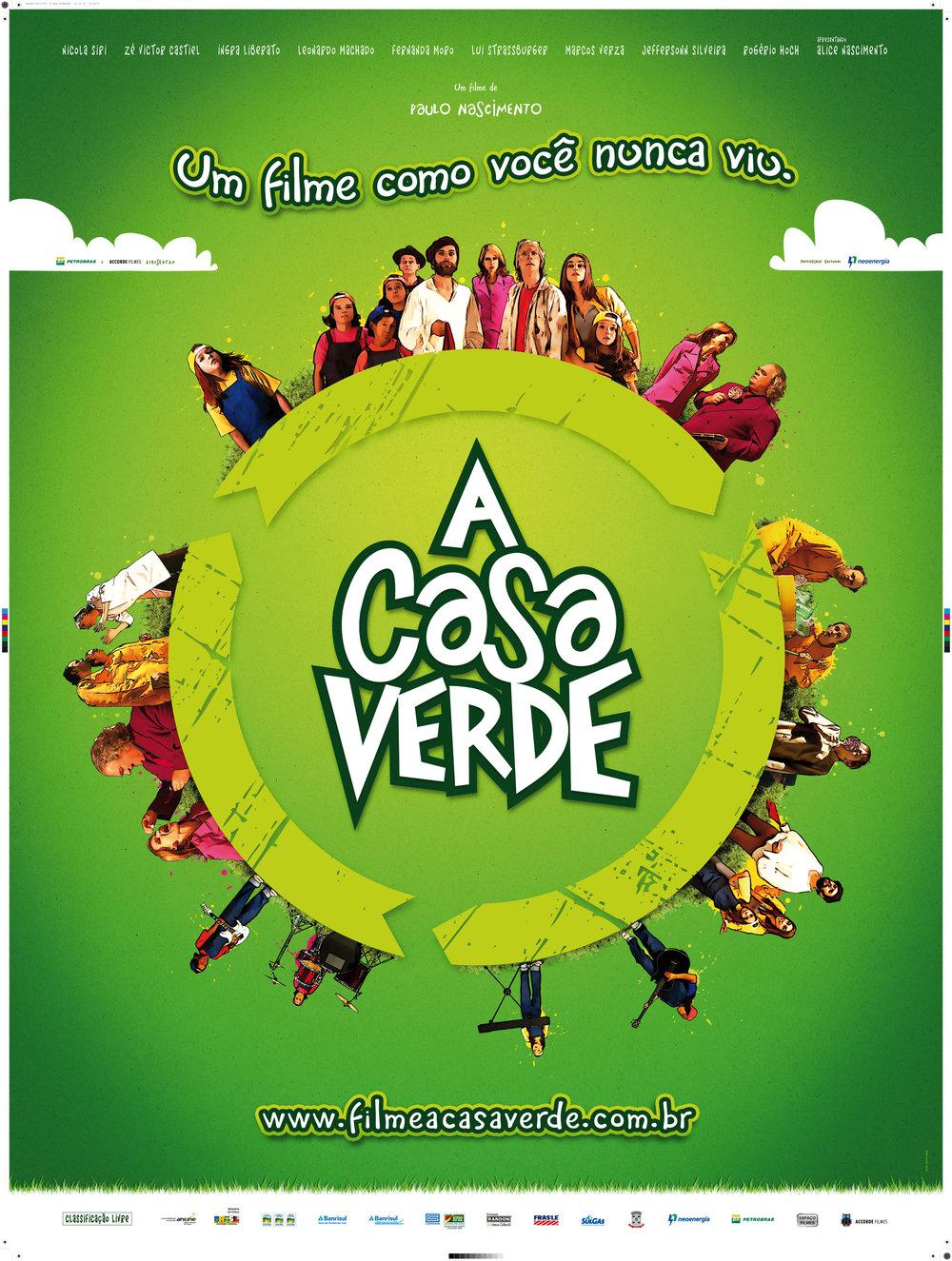 cartaz - A Casa Verde.jpg