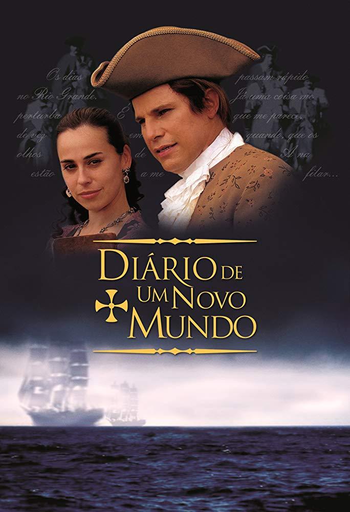 """Pôster do Filme """"Diário de Um Novo Mundo""""."""