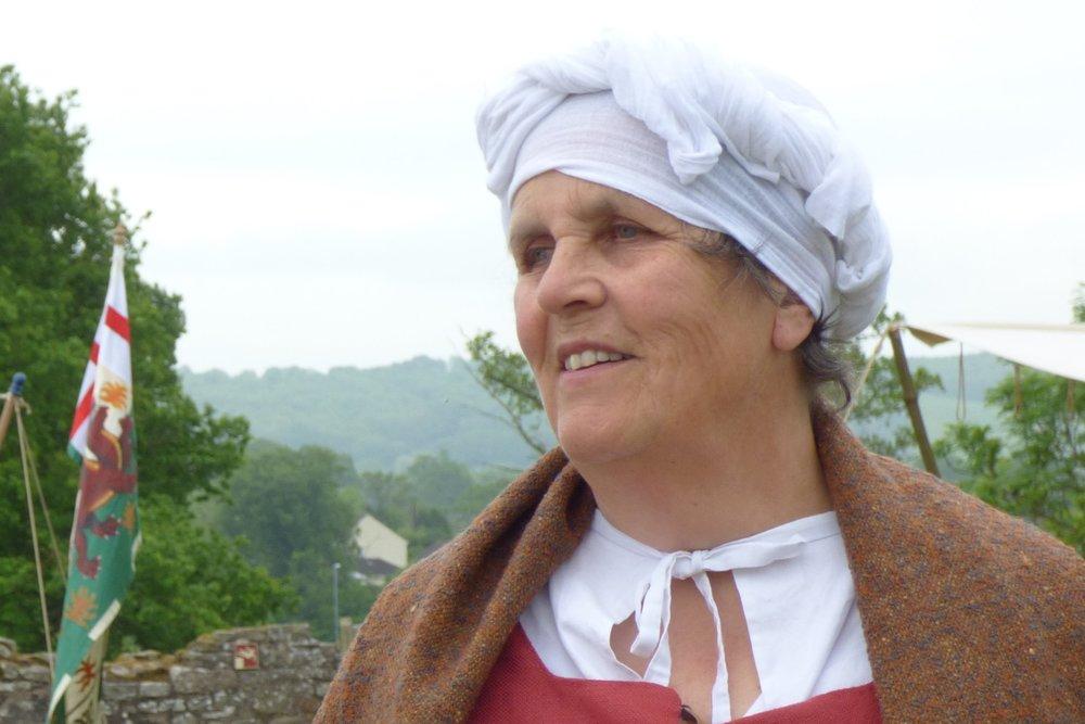 Penny Tubbs - ChairmanDirector of re-enactors