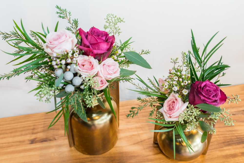 Vivian Arrangement Small and Large starting at $25 and $35