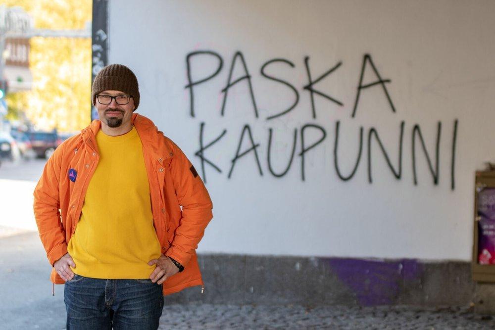 Suomesta on tullut paikka, jossa eriarvoisuus kasvaa. - Maasta on nyt tehtävä hyvä kaikille, ei vain harvoille.