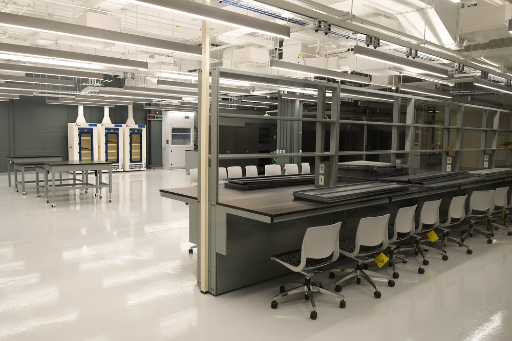 New Laboratory Learning in CAMP