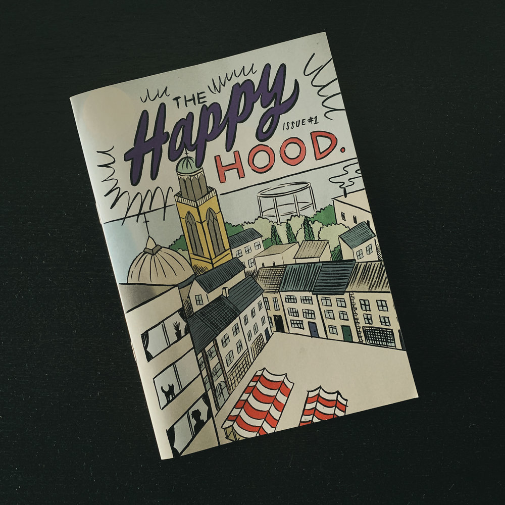 The Happy hood - ISSUE #1