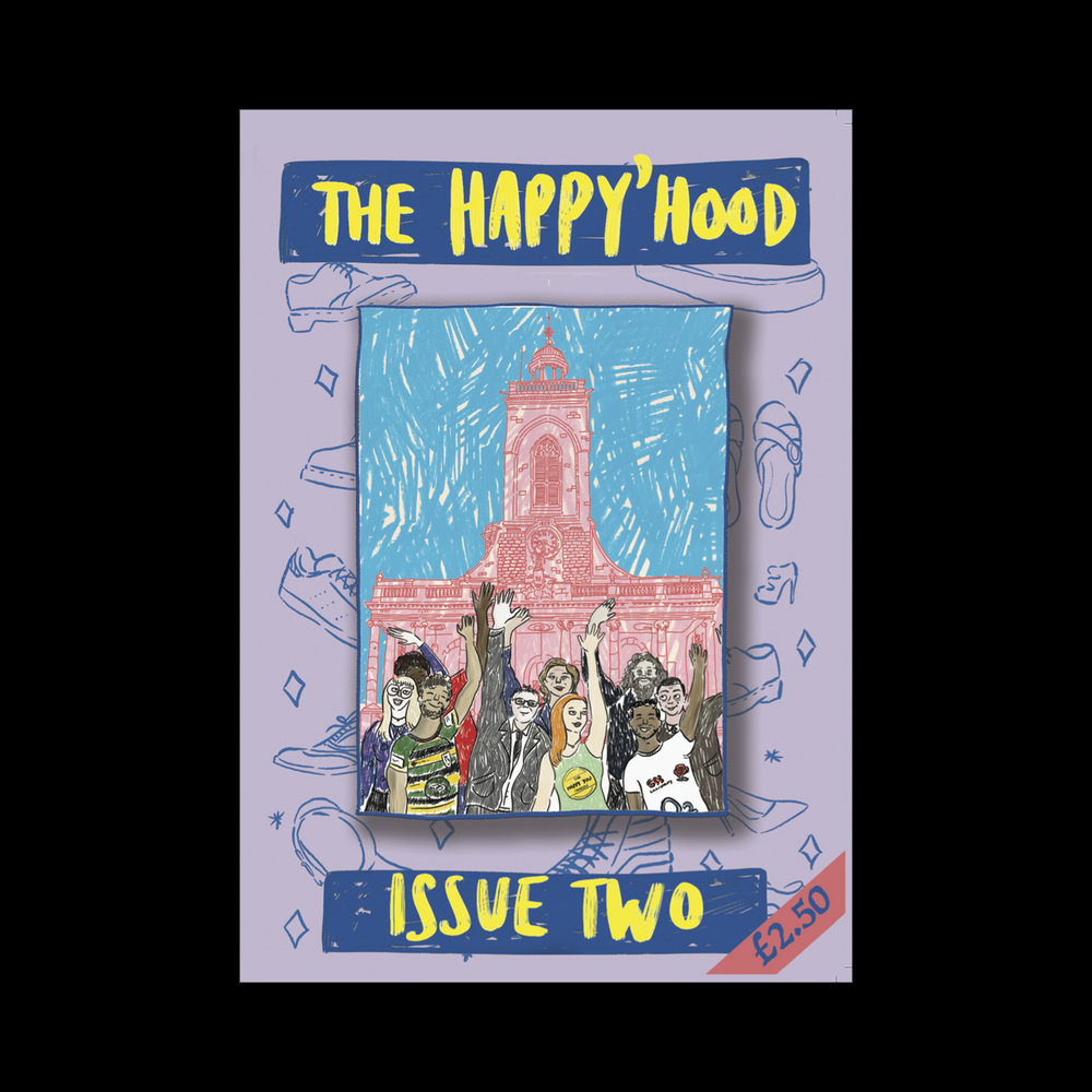 the happy hood - ISSUE #2