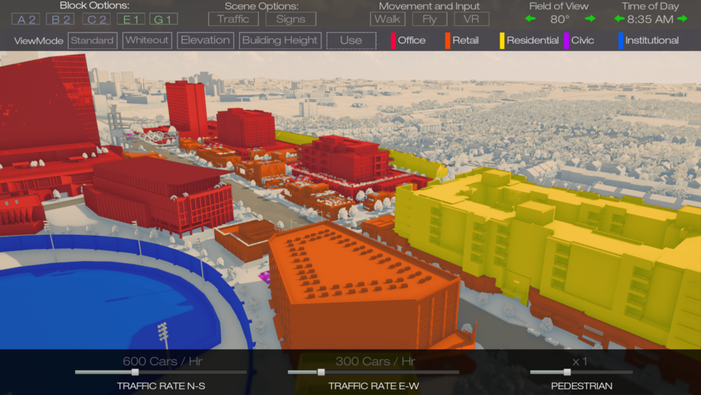 Real-Time Zoning Analysis