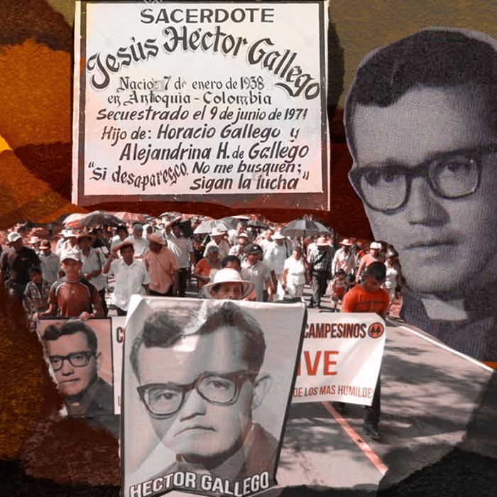 - EPISODIO 1- - Cuando el sacerdote colombiano Héctor Gallego desapareció en las montañas de Panamá en 1971, no tenía manera de saber que su tiempo en Santa Fé cambiaría por siempre el rumbo de todo un pueblo ni mucho menos que su ausencia se convertiría en la interrogante que dominaría la vida de su hermana menor, Edilma, por 47 años.
