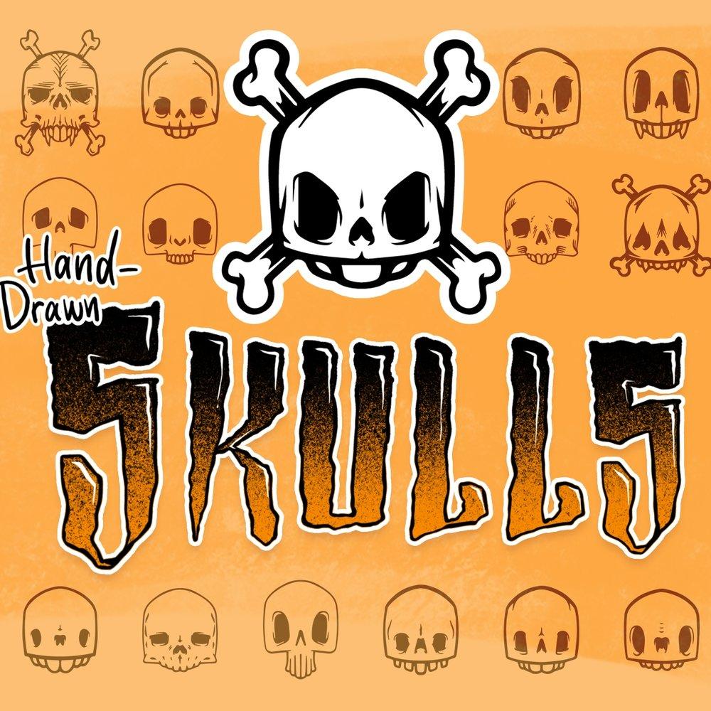 mxmnr-halloween_art_pack-50_scary_skulls-coverpage.jpg
