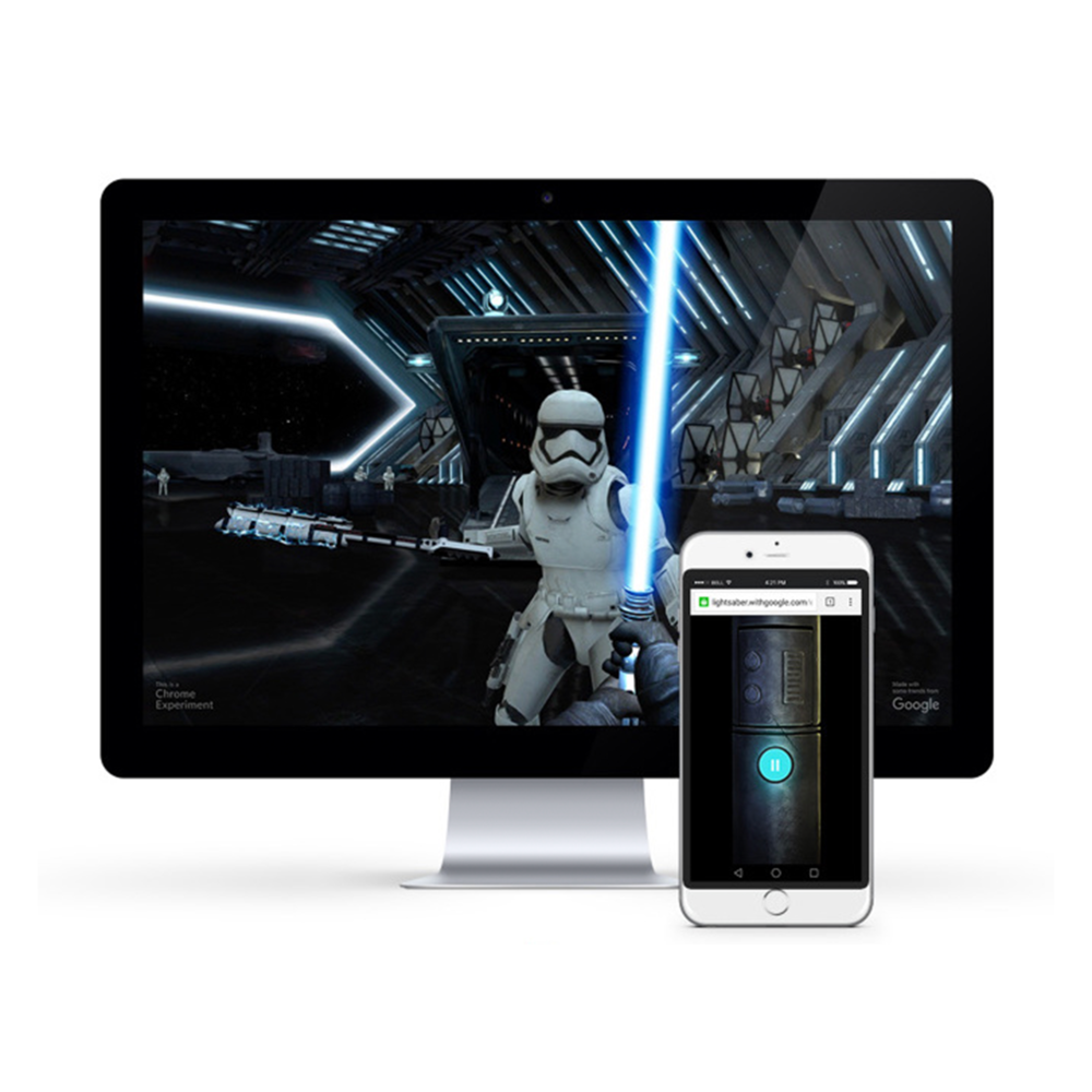 Bringing Star Wars to Life Through Google Technology