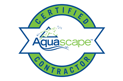 Certified pond contractor in Madison WI