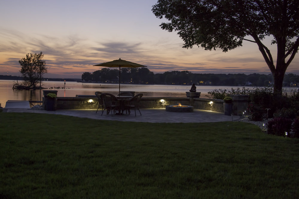 Outdoor lighting ideas in Madison WI