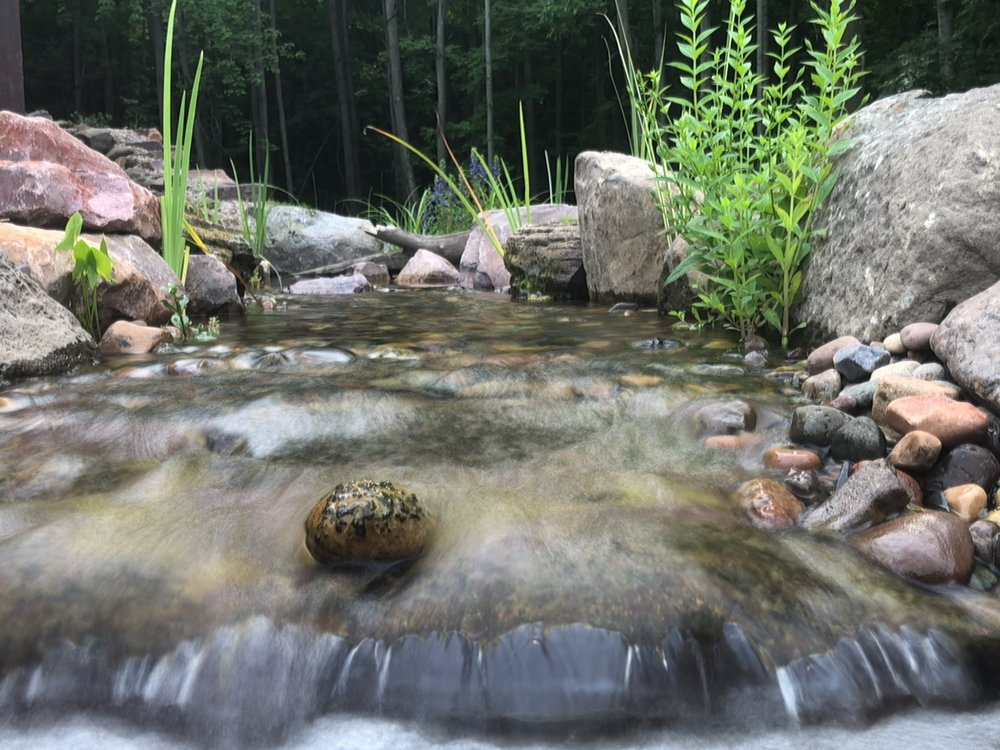 Proscapes top water features in Madison WI