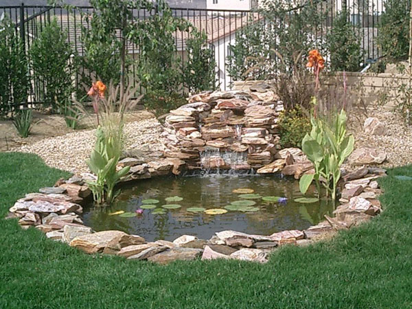 The soothing sounds of moving water add to the relaxing nature of an outdoor space – but pool, ponds and water features also add to the level of everyday maintenance.