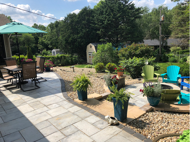 3 Beautiful Accent Border Ideas for Your Middletown, WI, Paver Patio