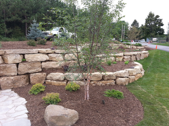 4 Benefits of a Retaining Wall for Your McFarland, WI, Property
