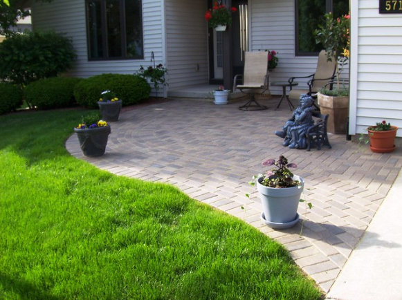 6 Landscape Design Ideas For Your Madison Wi Front Yard