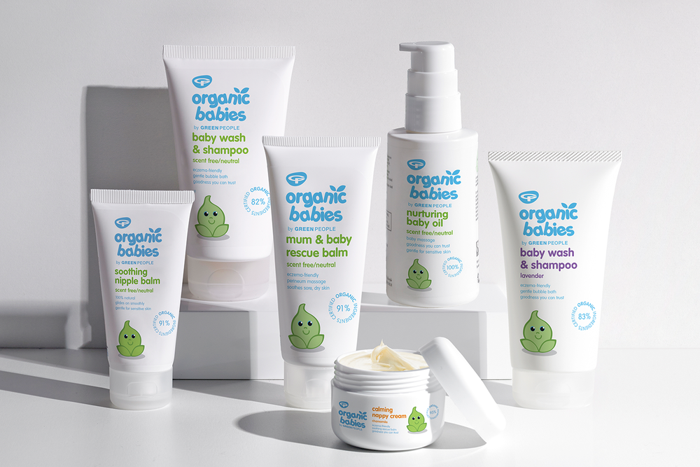 NATURAL PRODUCTS YOU CAN TRUST - Carefully selected combinations of age-old herbs like Chamomile, Calendula and Lavender are renowned for their soothing properties to calm your babies skin.Our pure, natural baby products are gentle on delicate skin, eczema friendly and free from harsh chemicals.