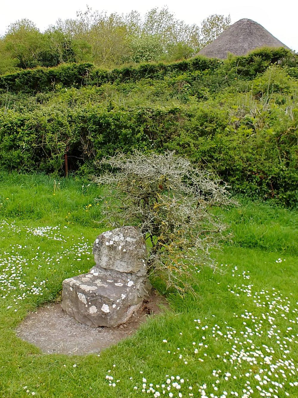 fairy seat Lough Gur.jpg