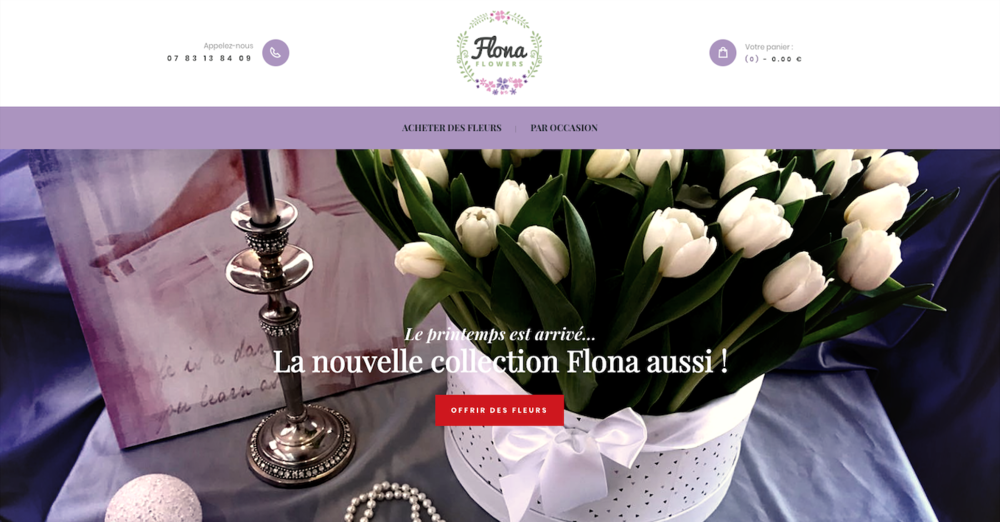 Flona Flowers Annemasse