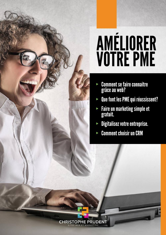 Création du site de votre TPE/PME: le guide pour étudier votre investissement