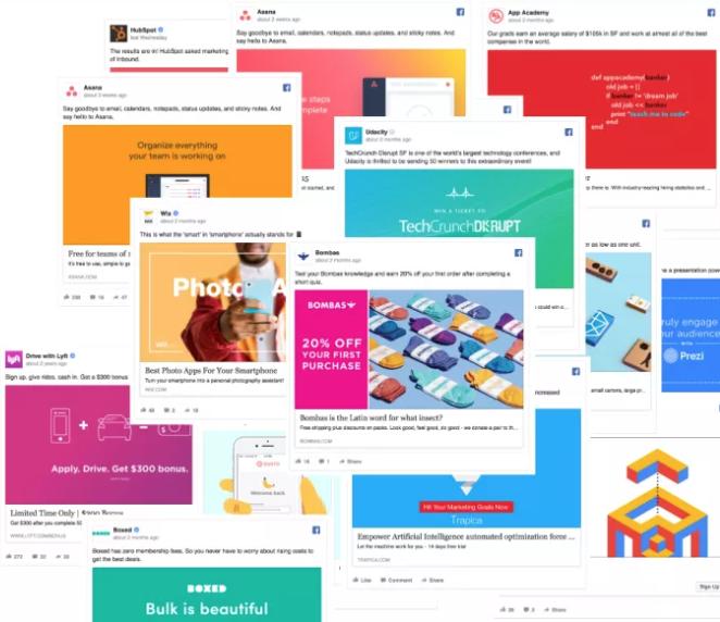 Publicité sur Facebook et les réseaux sociaux