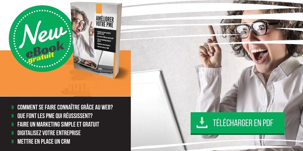 Guide gratuit - Développez l'activité de votre PME