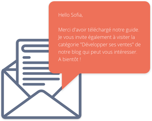 Newsletters et emails permettent de convertir les prospects en clients