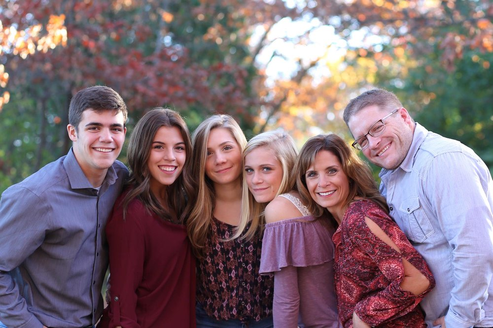 Fall Family Photo  |  LaPanta Photography  |  Professional Photographer in Shoreview, Minnesota