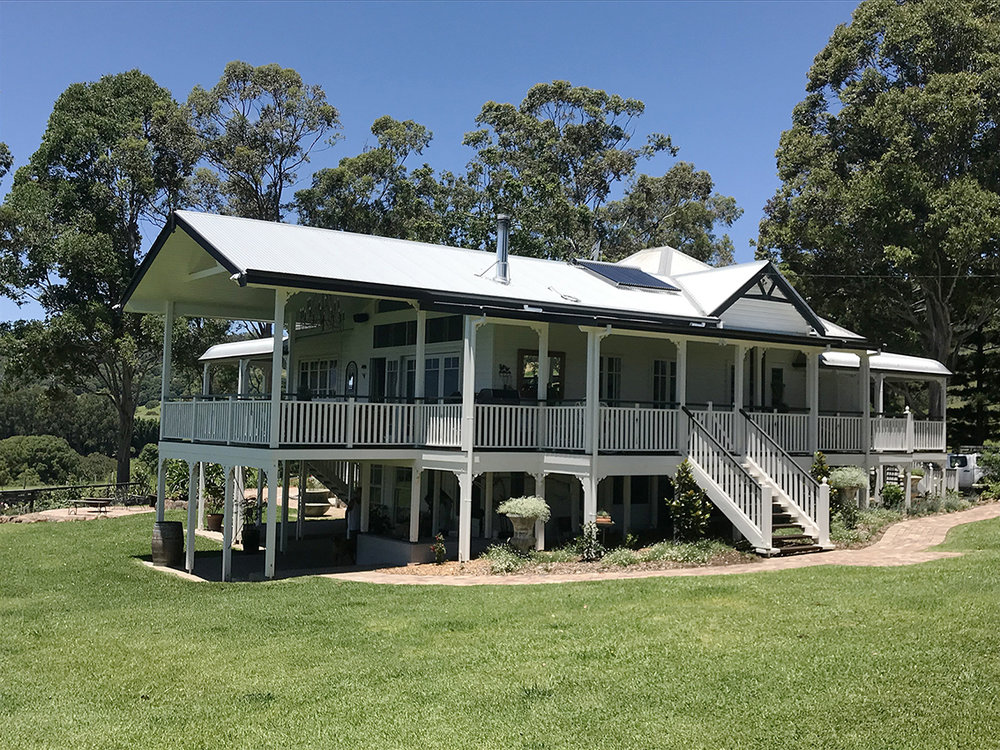 Coolamon Scenic Renovation.  We spent 8 months transforming this beautiful old Queenslander. With a large extension and extensive renovations it was rebuilt from top to bottom, its Brisbane owners bringing a keen eye for traditional detail….