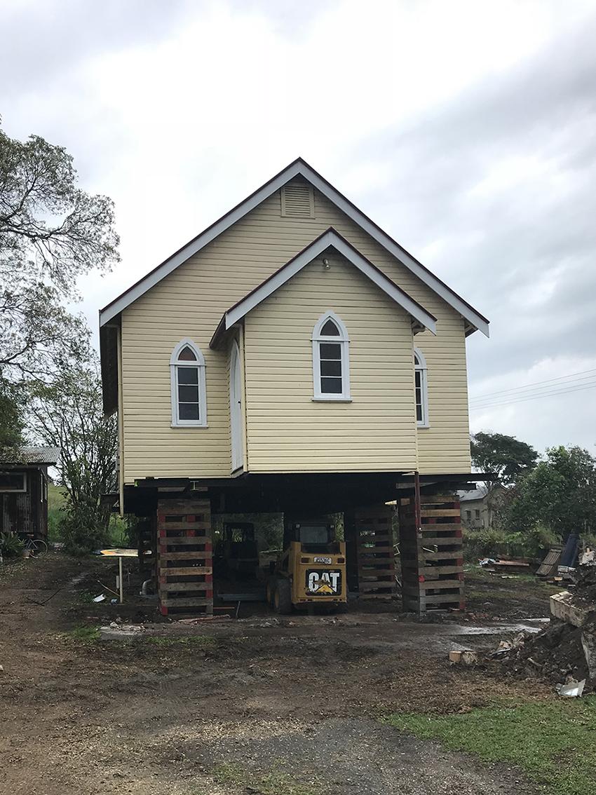Church Farm Lift