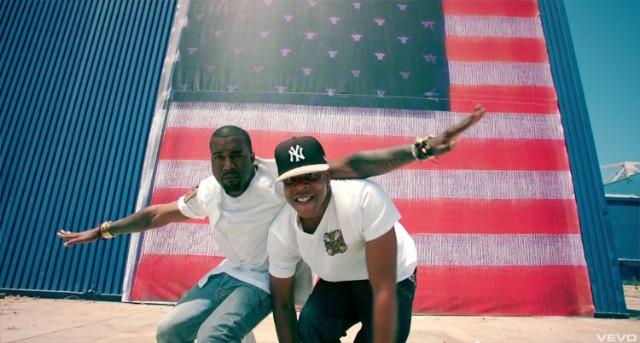 Kanye and Jay Z - inspiration.