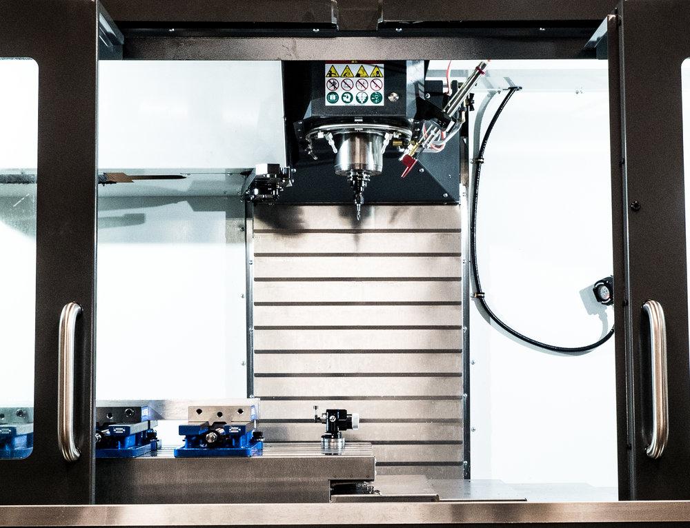 Haas Super Speed CNC Milling Machine