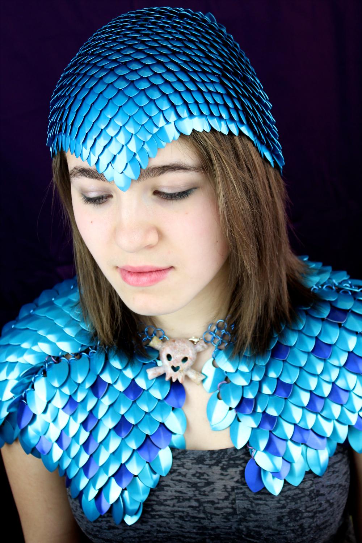 mermaid scalemail armor
