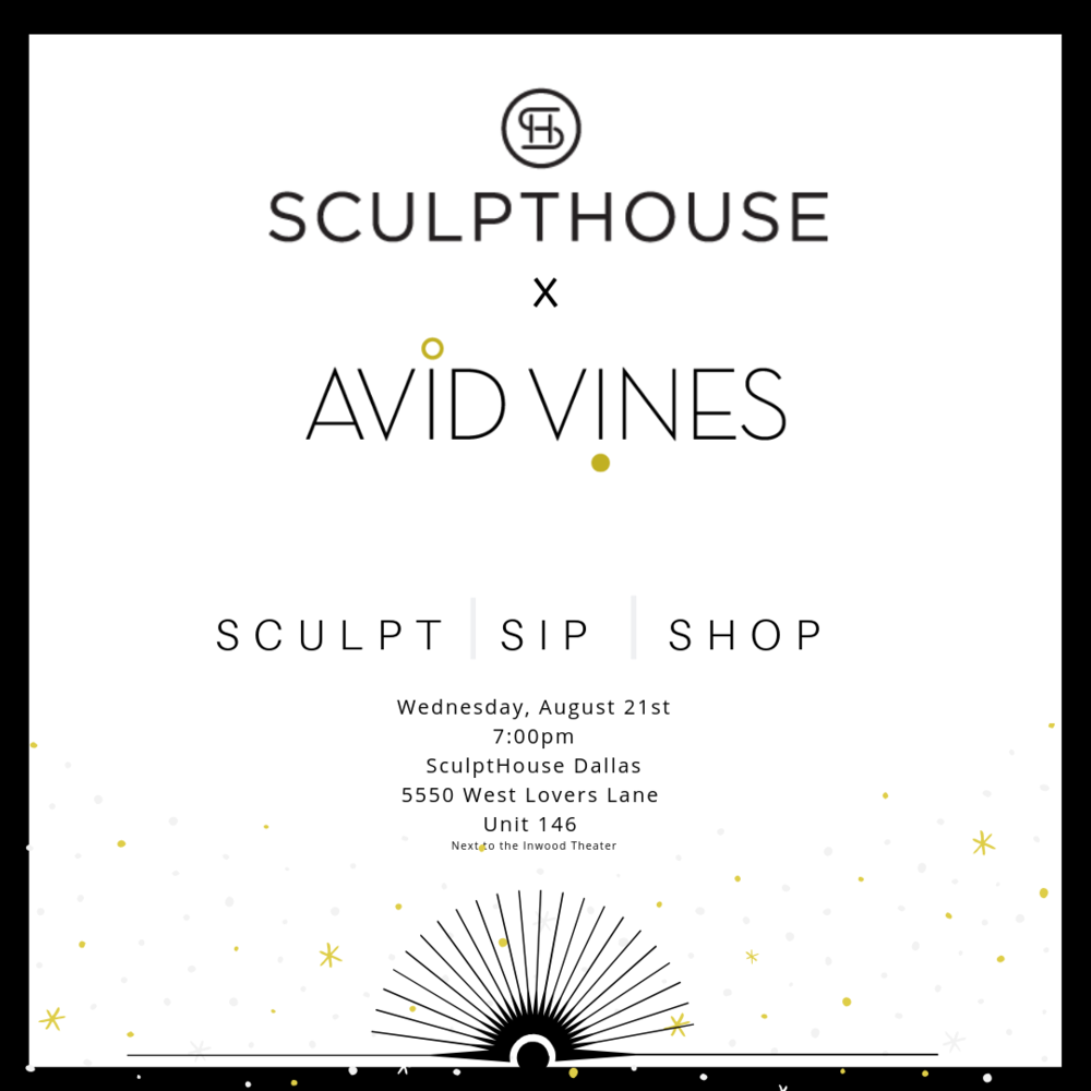 Upcoming Experiences — AVID Vines