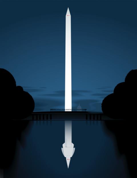 Washington's Reflection44x56.jpg