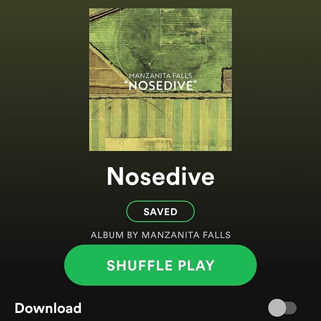 Looking for something to listen to on this sunny day? Our new single is finally available on spotify! Give it a listen, take a drive with the windows down.  https://open.spotify.com/artist/3wKKBzKbno4fCJBGUUAu2V?si=IGugIACOSaiD97iIxDSWSg  #manzanitafalls #EP #indierock #nosedive #Newsingle #newmusic #streamit
