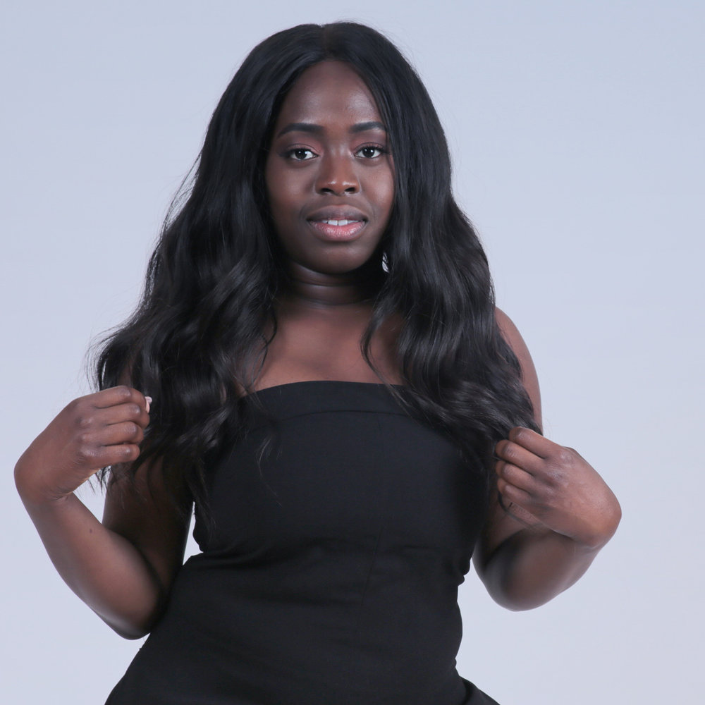 """Temi Yussuf - Script-Writer / Scriptsupervisor - """"I started pursuing my career in film from 2017 and I have not stopped since then. I have written a number of short films and an online series and currently in the process of developing my debut short film. Having an amazing team to work with is great, but its even better when they become a family; and that's something Little Drops Production has developed. A Strong and reliable unit."""""""